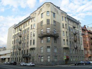 Доходный дом на Таврической улице