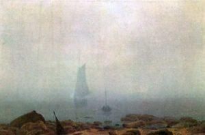 Фридрих. Туман