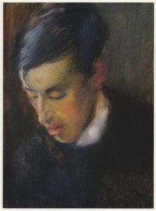 Йозеф Чапек. Голова Карела Чапека, 1910. Borská I. Příběh staršího bratra. Praha: Albatros, 1987. 352 s.