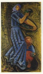 Йозеф Чапек. Крестьянка с ребенком, 1936.Borská I. Příběh staršího bratra. Praha: Albatros, 1987. 352 s.