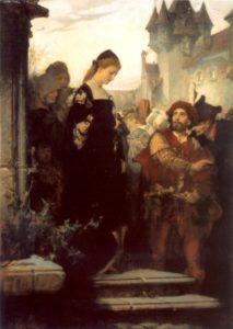 Фауст и Маргарита. 1873-1875