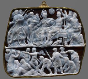 Гемма Августа. Рим, Ранняя Имперская Эра, 9-12 гг